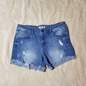 Refuge Jean's shorts size 8